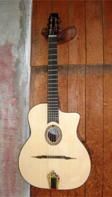 Lawrence Nyberg guitar