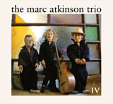 Marc Atkison Trio IV cover